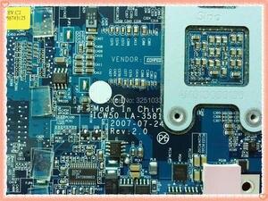 Image 3 - ICW50 LA 3581P dành cho Laptop ACER ASPIRE 5520 5520G Bo Mạch Chủ LA 3581P MB. AK302.005 MB. AK302.002 kiểm nghiệm tốt Miễn Phí Vận Chuyển