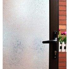 Funlife Glass film Frosted sticker static window film privacy glass paste kitchen bathroom privacy window stickers size 60x200cm