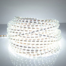 SMD 5050 AC 220V LED Strip White Outdoor Waterproof 220V 5050 220 V LED Strip 220V SMD 5050 LED Strip Light 5M 10M 20M 25M 220V(China)