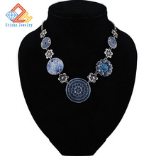 Necklace Fashion Retro (1piece / lot) 100% Zinc Alloy Dropping Lady Jewelry