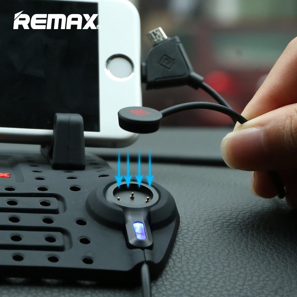 Remax Regulowany uchwyt samochodowy Uchwyt samochodowy do telefonu Z - Części i akcesoria do telefonów komórkowych i smartfonów - Zdjęcie 5