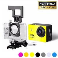 Waterproof 2 0 Inch Full HD 1080P Mini Pro Cam Video Camera Digital Camcorder For Car