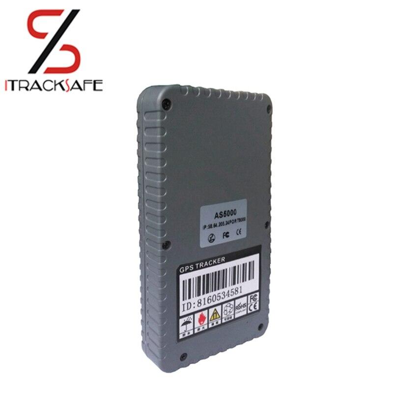 Traqueur magnétique imperméable de gps de batterie longue portative de 5 ans pour le suivi d'actifs avec l'application libre d'ios android de plate-forme web