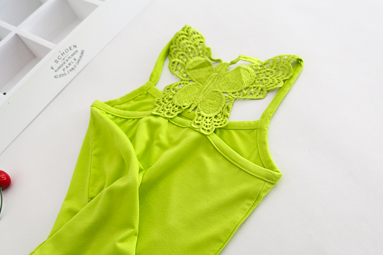Teenage Underwear For Girls Cutton Lace Young Training Bra For Kids Clothing ZWD