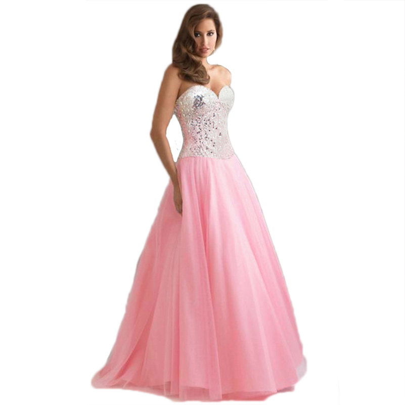 4d680f919925 Sequined Strapless Summer Maxi Dress Plus Size Wedding Party Dress chiffon  Dress Elegant Women Evening Sleeveless Vestidos   -in Dresses from Women s  ...