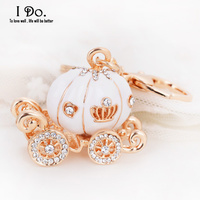 Free Shipping Cinderella Pumpkin Carriage Keychain Wedding Favors And Gifts Wedding Souvenirs Wedding Supplies Obsequios Boda
