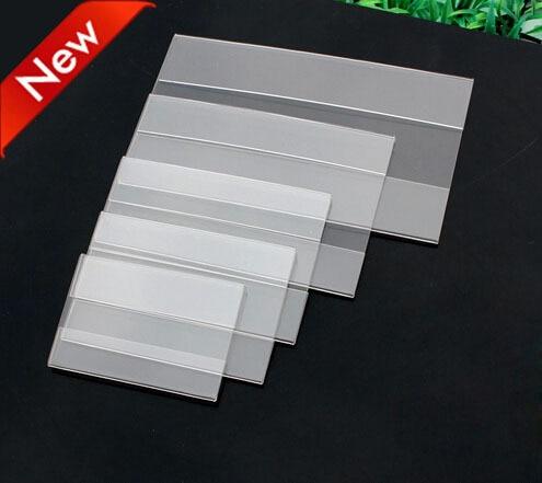 online buy wholesale shelf label holder from china shelf. Black Bedroom Furniture Sets. Home Design Ideas