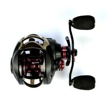 HOT SALE! Fishdrops Baitcasting Reel 18 Ball Bearings Fishing Gear 7.0:1 Bait Casting Fishing Reel Bass cat Reel free shipping