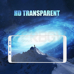 Image 5 - Full Cover Tempered Glass For Xiaomi Redmi Note 5 Global version 9H Screen Protector For Redmi Note5 Pro Protective Glass Film