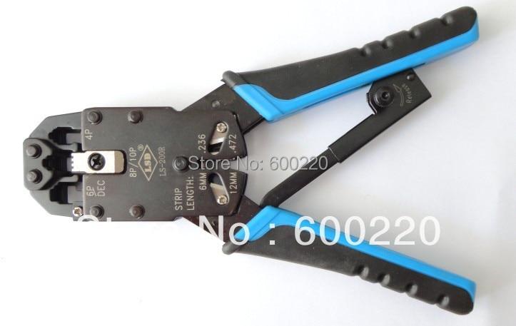 Herramienta de crimpado RJ45 Herramienta de crimpado de conector de - Herramientas manuales - foto 5