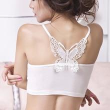 Hot Sexy Women Lace Strap Sleeveless Shirt Vest Blouse Tank Inner wear suspenders Retail/Wholesale  5AUE 7FC8