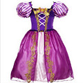 Summer Princees Halloween Cinderella Girl Dress Party Christmas Dress Sofia Princess Child Dresses for Girls Clothes Costume