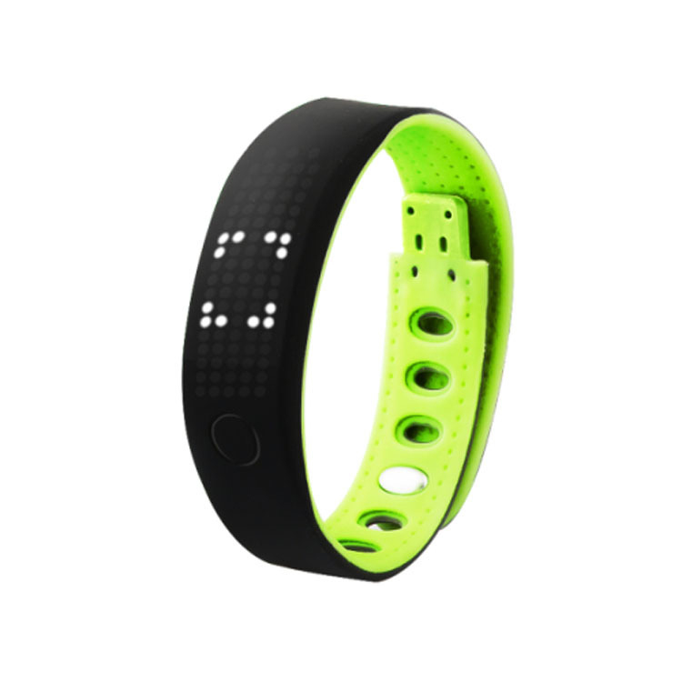 Symrun B17 LED Waterproof Smart Bracelet Wristband Remote Camera Bluetooth Call Reminder Smart Watch Sleep Monitor