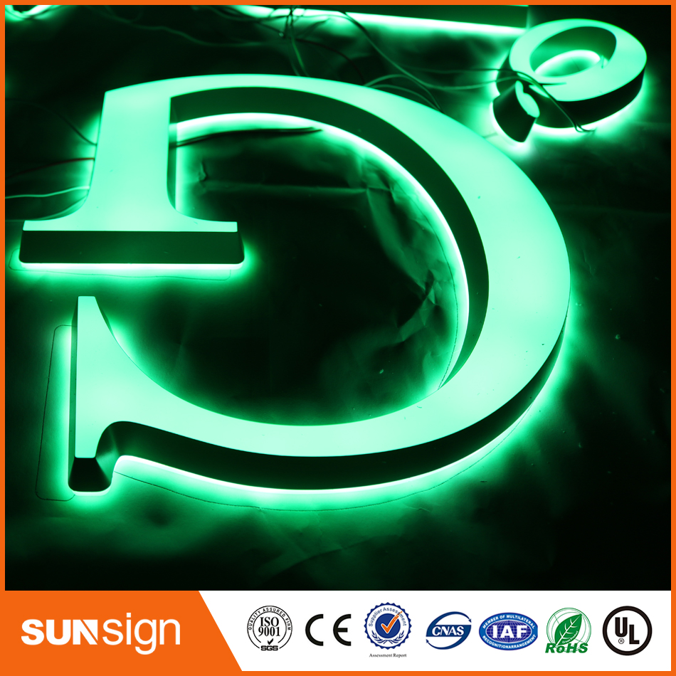 Wholesale Store Decoration Mini Led Sign Board