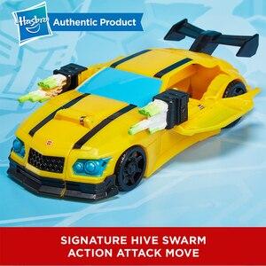 Image 2 - Hasbro Transformers Cyberverse Toys 7.5Inches Starscream Grimlock Slipstream Shockwave Optimus Prime Bumblebee Shadow Striker
