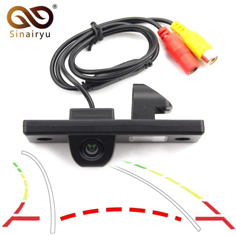 Dynamic Parking Line Rearview Camera For Chevrolet Epica Lova Aveo Captiva Matis