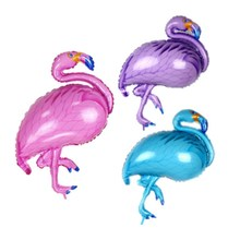 Flamingo Foil Balloons Animal Helium Globos Inflatable Classic Toys Birthday Flamingo Party Ecorations Kids Party Supplies