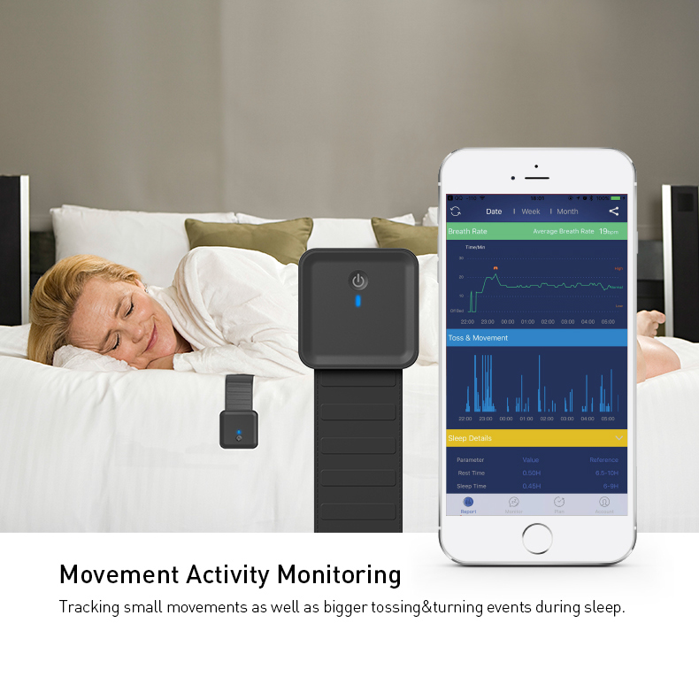 Smart Bluetooth ECG Monitor