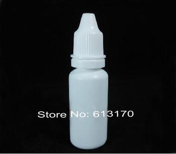 5ml HDPE Eye Dropper bottles with tamper proof lid Small Medical Dispenser Bottle Electronic Cigrette bottles Free shipping 1 or