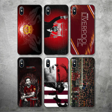 купить Yinuoda Liverpool FC Phone Case Picture For Jurgen Klopp Silicon Shell Soft TPU Cover For iPhone X XR XS MAX 7 8 7plus 6 6S 5S 5 по цене 168.29 рублей