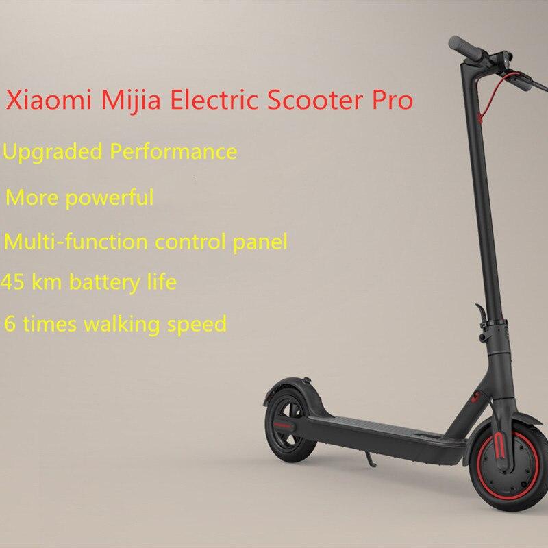 HTB1kVlPNNnaK1RjSZFBq6AW7VXaB - Original Xiaomi Mijia Pro Smart Electric Scooter Foldable Hoverboard Skate Board