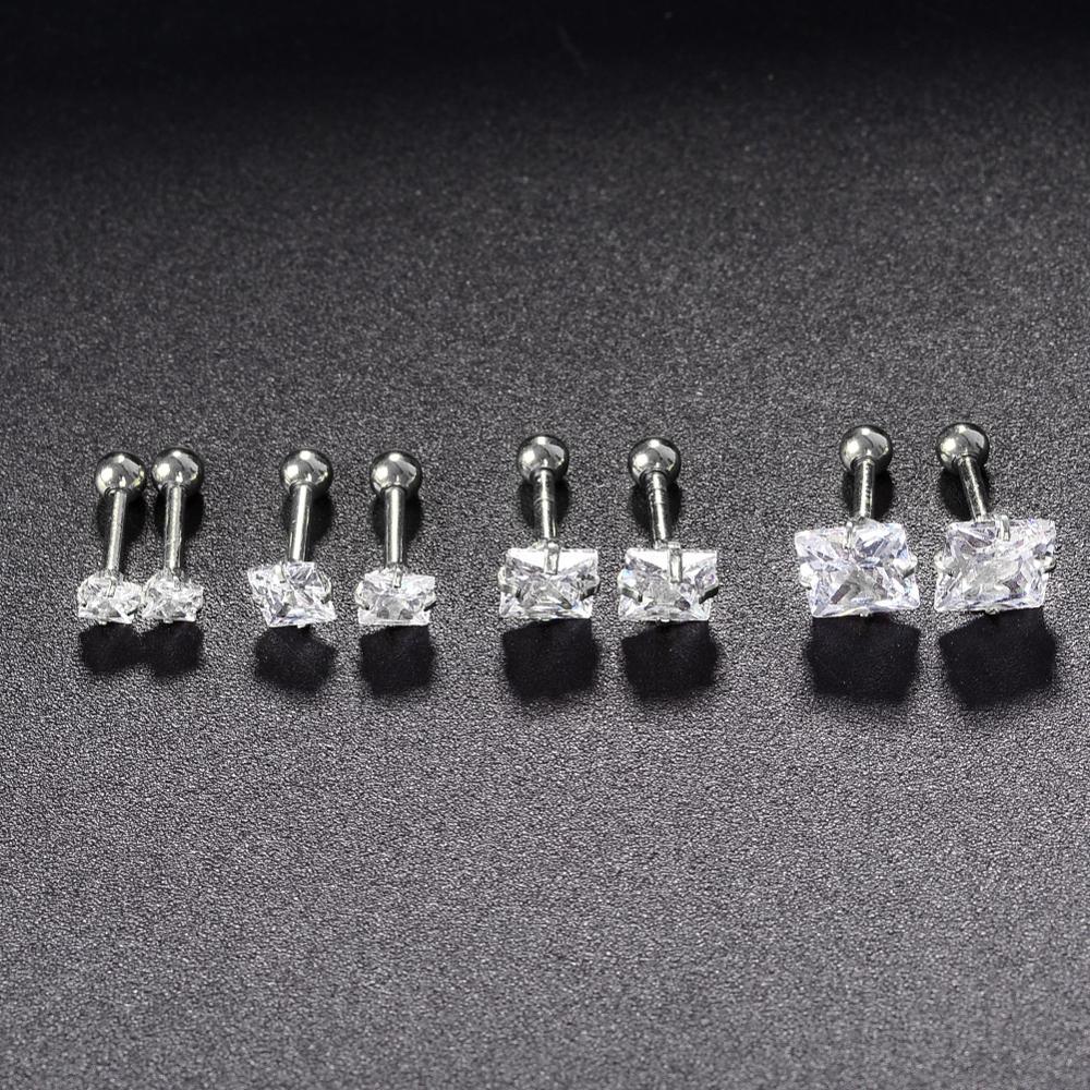 Cartilage Stud Earrings