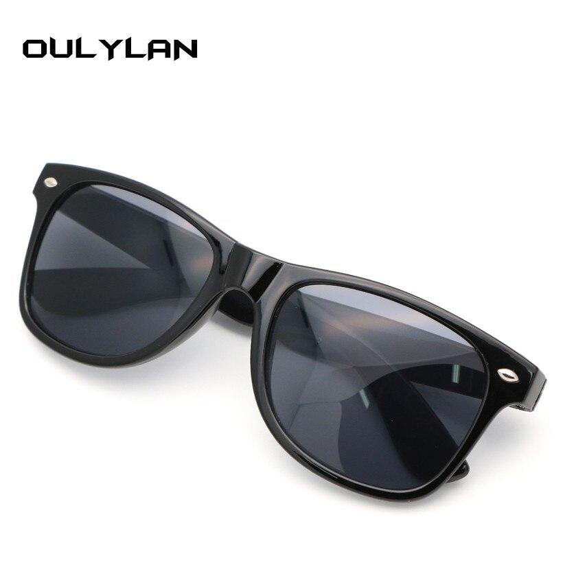 Oulylan Mode Sonnenbrillen Frauen Männer Fahren Sonnenbrille Weiblich Männlich Bunte Spiegel Plasic Sonnenbrille Geschenk Dauerhaft Im Einsatz Bekleidung Zubehör