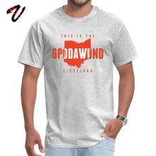 GPODAWUND State of Mind (Orange) Design Summer Uruguay Fabric O-Neck Boy T Shirt Tshirts Brand Musculation Sleeve T-Shirt