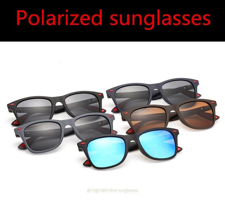 ASUOP 2019 new square men's sunglasses fashion UV400 meters nail ladies sunglasses classic brand design sports driving sunglasses (6)