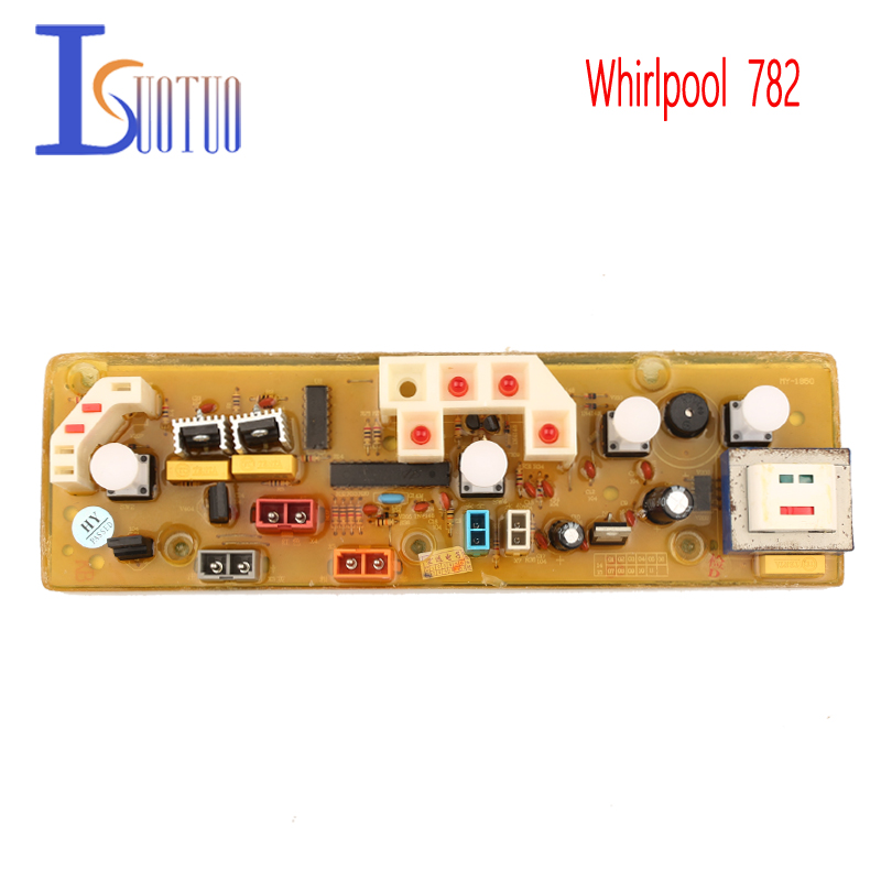Whirlpool Washing Machine Computer Board XQB-782 782B/C303782/C303782B W14231 Square Buckle Brand New Spot Commodity original whirlpool washing machine motherboard 4805 a06 new spot commodity whsher parts