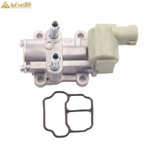 Idle Air Control Valve IACV IAC for Honda Civic EX Del Sol Acura EL 1.6L 1996 1997 1998 1999 2000 AC184 16022P2AJ01 16022P2EA51 oem idle speed air control iac valve 36450 p08 004 for 92 95 honda civic 1 5l l4