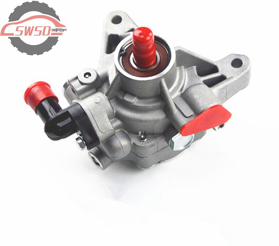 New Power Steering Pump For Honda Accord 2.4L Engine 2003 2004 2005 OEM 56110-RAA-A01 56110RAAA01 56110-PND-003 56110PND003 новый генератор подходит для honda accord odyssey 2 3l f20b 2 0l oem 31100 p5m 0030
