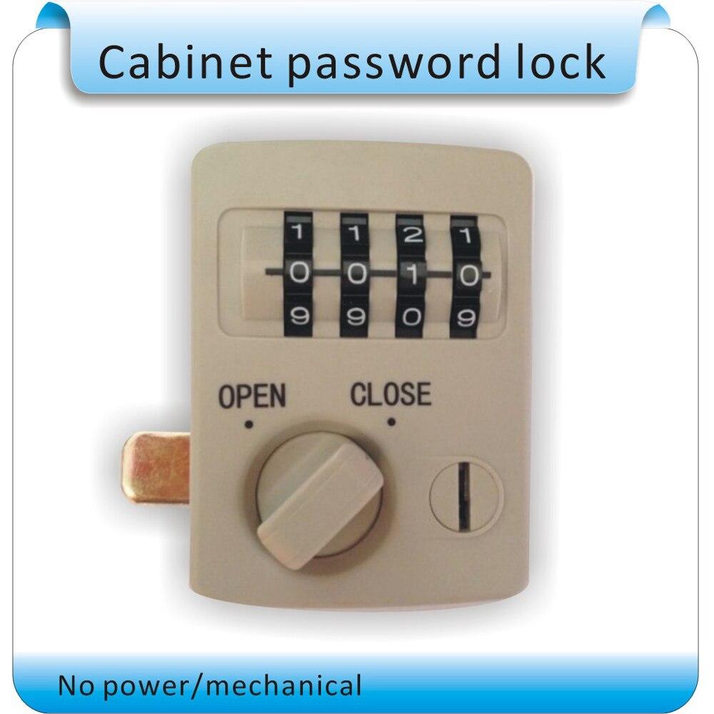 Metal Digital Electronic Password Keypad Number Cabinet Code Locks Intelligent Cabinet Lock