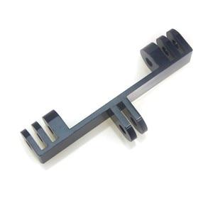 Image 2 - GloryStar Metal Bracket With 3pcs Aluminum Thumb Knob Screws Camera Tripod Mount Base for Gopro hero4 3+ 3 2 XIAOYI SJ4000