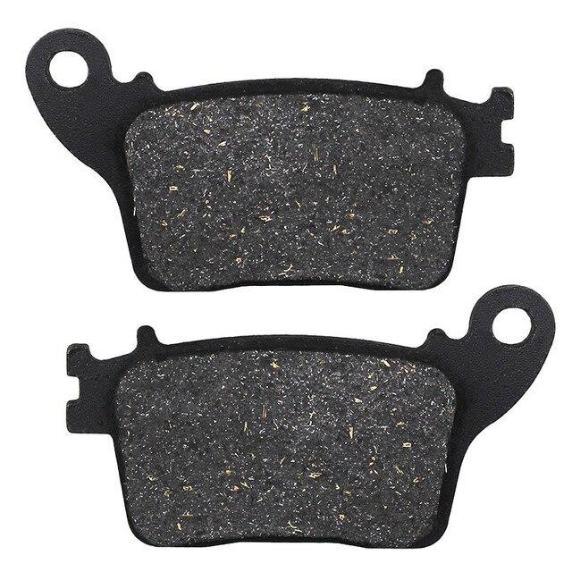 Motorcycle Rear Brake Pads for HONDA CB600 CB 600 CB600F 2007-2013 CBR600 CBR 600 2011-2013 CBR600RR CBR 600RR 2007-2015