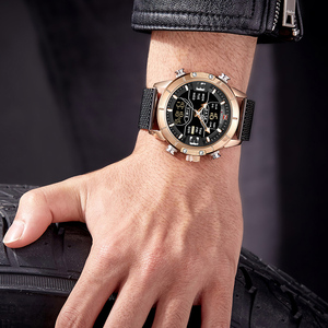 Image 4 - Men Watch Top Luxury Brand Fashion Casual Quartz Wrist Watches Mens Waterproof Military Army Sport LED Clock Relogio Masculino