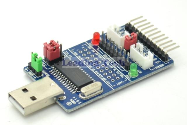 Laser Entfernungsmesser I2c : Multifunktions usb v seriell konverter adapter zu spi i c iic