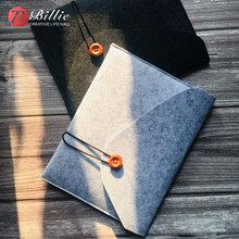 For iPad Pro 12.9 2018 Pouch Tablet Cover Woolen Felt Sleeve Bag New Laptop Shockproof