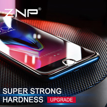 ZNP 2.5D 0.26mm 9H Premium Tempered Glass for iphone 8 7 6 6s Plus 5 5s SE Screen Protector for iphone 6 7 8 6s protective glass