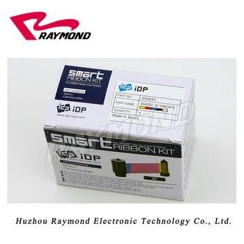 IDP 650643 YMCKO Ribbon Kit - 250 Prints,SMART 30S 50S 50D 50L Card Printer SIADC-S-YMCKO Color Ribbons
