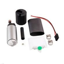 Universal Intank Fuel Pump Walbro Gss342 255lph Power Flow