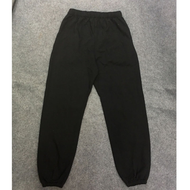 Kanye Kim Sunday Service CPFM.XYZ Sweatpants Women Men1:1 Hip Hop Autumn Winter Kanye West Casual Joggers Trousers Pants 4