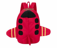 2017 very popular cute Baby Girls Kids Plane Pattern Animals Backpack Toddler School Bag wholesale A2000
