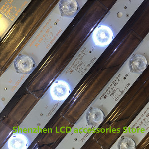 Image 3 - New 30 Pieces*10 LEDs*3V 32 568mm*17mm LED Backlight  Optical Lens Flite Replacement compatible TV Monitor