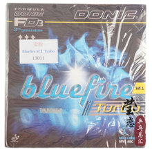 Original Donic Bluefire M1 Turbo 13011 table tennis rubber table tennis racket racquet sports(China)