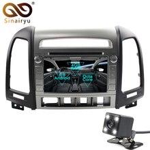 Sinairyu Android 8 0 Octa Core Car DVD Player for Hyundai Santa Fe 2006 2012 GPS