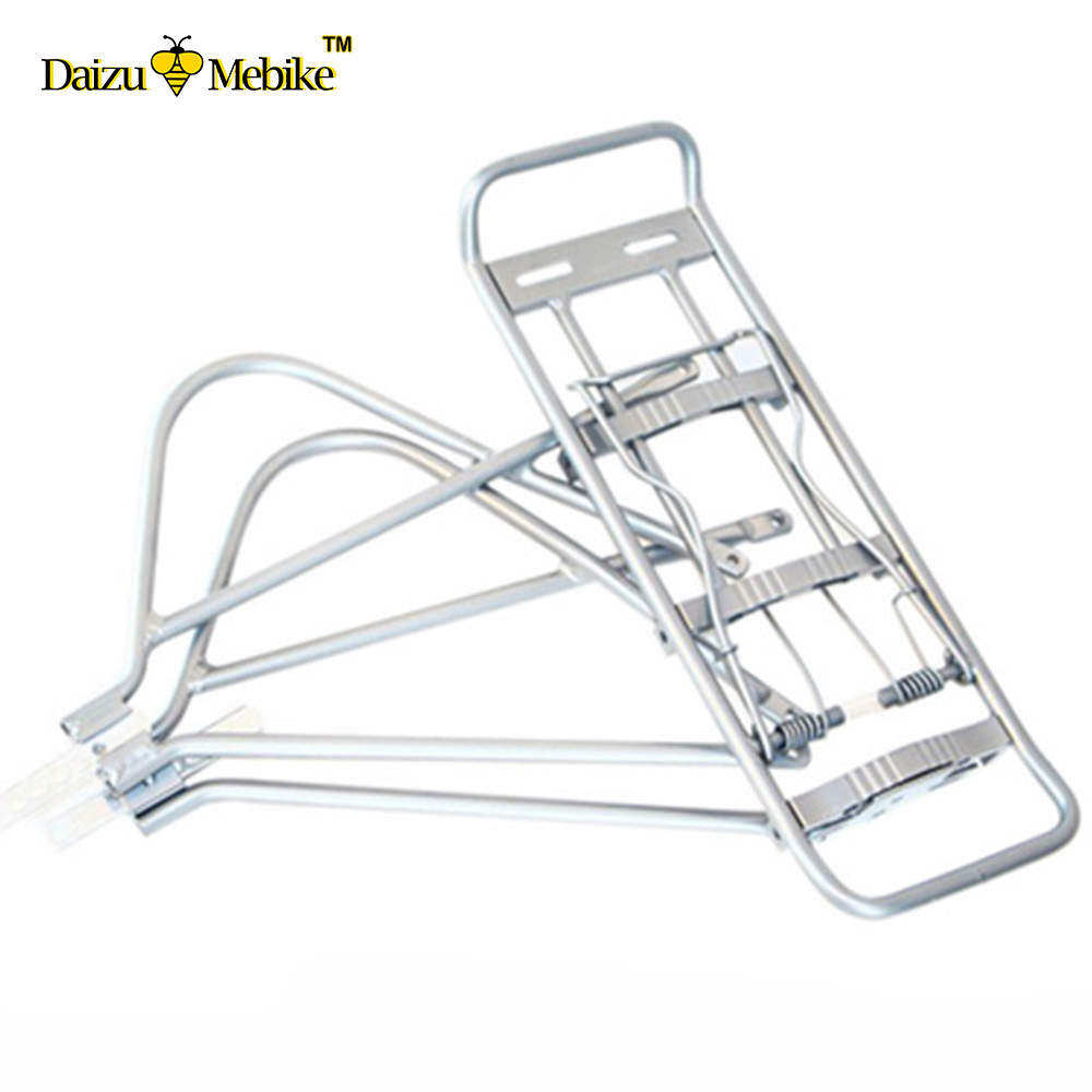 26 bike rack MTB bicycle carrier Silver bicycle luggage rack bike accessory alloy accesorios bicicleta ebike porte bagage velo