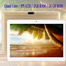 ( Ship from RU ) Android 6.0 Tablets PC 10 inch Original In 3G Dual SIM Card Phone Call Tablet PC 2GB RAM Qcta Core Tablet