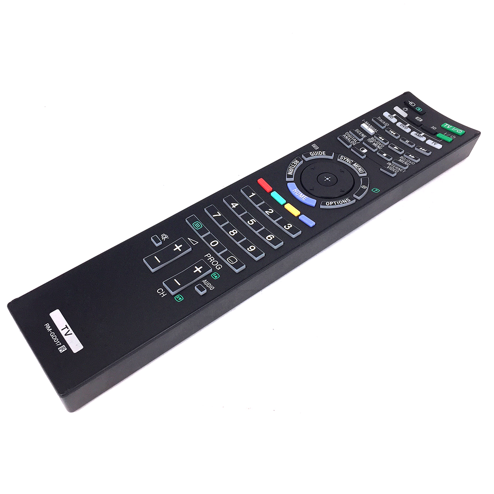 USED Original RM-GD017 Remote Control Suit For Sony RM-GD019 RM-YD061 RM-YD059 RM-YD036 RM-ED019 Controle Remoto telecomando