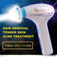 Home Charge Laser Hair Removal Instrument Male Women S Epilator Face Wool Full Body Ipl Hair